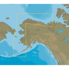 C-MAP NT+ NA-C813 Bristol Bay to Demarcation Bay - C-Card Format [NA-C813C\/CARD]