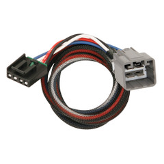 Tekonsha Brake Control Wiring Adapter - 2-Plugs - Jeep [3014-P]