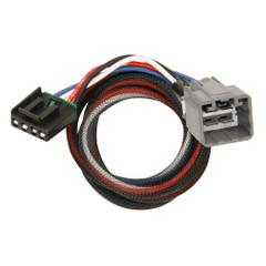 Tekonsha Brake Control Wiring Adapter - 2-Plugs - Jeep [3014-P]