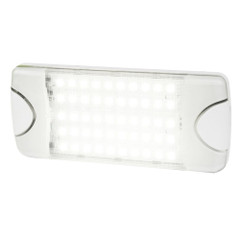 Hella Marine DuraLED 50 Low Profile Interior\/Exterior Lamp - Wide White Spreader Beam [980629501]