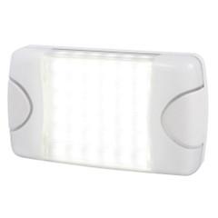 Hella Marine DuraLED 36 Interior/Exterior Lamp - White LED - White Housing [959037522]
