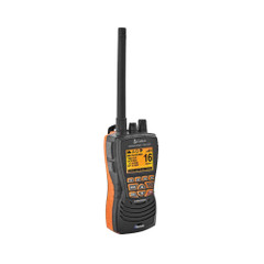 Cobra Floating GPS VHF Radio w\/Bluetooth - Black [MR HH600 FLT GPS BT]