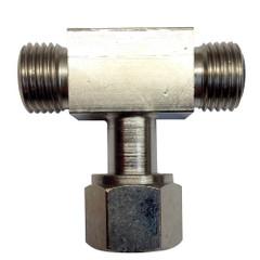 Uflex Powertech Bulkhead T-Fitting [UPS BLKHD T-FIT]