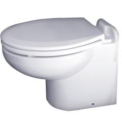 Raritan Marine Elegance - Household Style - White - Freshwater - Straight Back - Smart Controller - 12V [221HF012]