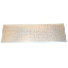Barigo Diagram Chart Paper in HPA f\/Models 2000 \/ 2001 \/ 2003 \/ 2004 \/ 2005 \/ 2006 [DIA107]