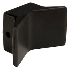 "C.E. Smith Bow Y-Stop - 4"" x 4"" - Black Natural Rubber [29550]"