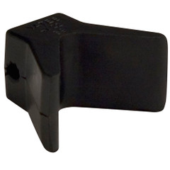 "C.E. Smith Bow Y-Stop - 2"" x 2"" - Black Natural Rubber [29552]"