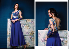 Elegant Designer Dress561