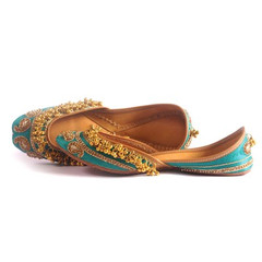 Beautiful Handmade Pure Leather Jutti11