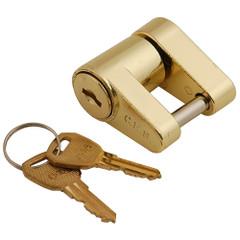 C.E. Smith Brass Coupler Lock [00900-40]