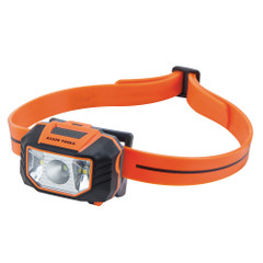 Klein Tools Headlamp Flashlight w\/Strap for Hard Hat [56220]