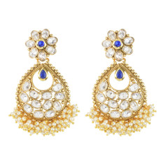 Stunning Gold Plated Earrings1891