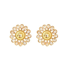 Stunning Gold Plated Earrings1894