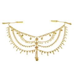 Stunning Gold Plated Maang Tikka1978