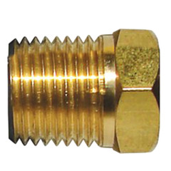 Tecnoseal Brass Cap f\/M8 Pencil Zinc [2061TP 02]