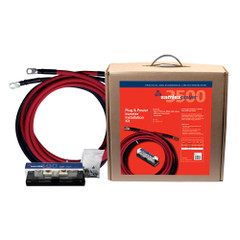 Samlex 400A Inverter Installation Kit f/3500W Inverter [DC-3500-KIT]