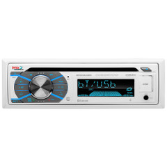 Boss Audio MR508UABW Single-DIN CD\/USB\/SD\/MP3\/WMA\/AM\/FM Receiver w\/Bluetooth [MR508UABW]