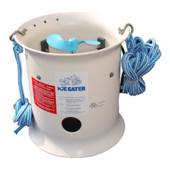 Ice Eater by The Power House 1HP Ice Eater w\/25' Cord - 230V [P1000-25-230V]