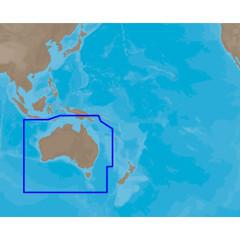 C-Map MAX AU-M005 - Australia - SD Card [AU-M005SDCARD]