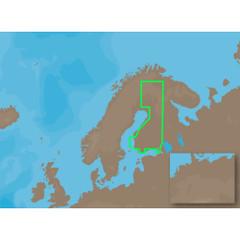C-MAP MAX EN-M326 - Finland Lakes - C-Card [EN-M326C-CARD]