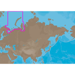 C-MAP MAX RS-M202 - Russian Federation North West - C-Card [RS-M202C-CARD]
