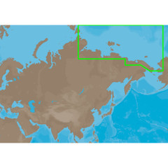 C-MAP MAX RS-M204 - Russian Federation North East - C-Card [RS-M204C-CARD]