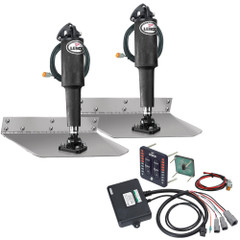 "Lenco 9"" x 36"" Standard Trim Tab Kit w\/LED Indicator Switch Kit 12V [TT9X36I]"