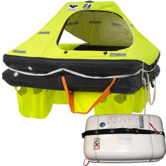 VIKING RescYou Coastal Liferaft 6 Person Container [L006UCL040ABA]