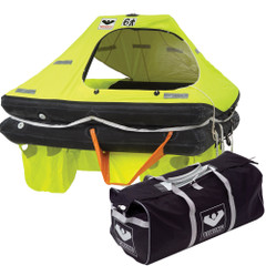 VIKING RescYou Coastal Liferaft 6 Person Valise [L006UCL040ABB]