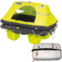 VIKING RescYou Liferaft 4 Person Container Offshore Pack [L004U00741AME]