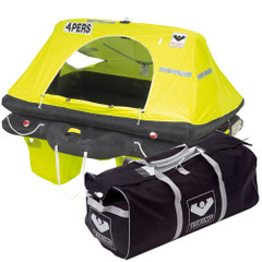 VIKING RescYou Liferaft 4 Person Valise Offshore Pack [L004U00741AM3]