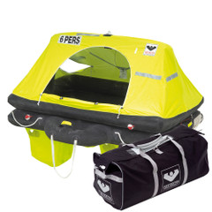 VIKING RescYou Liferaft 6 Person Valise Offshore Pack [L006U00741AM5]
