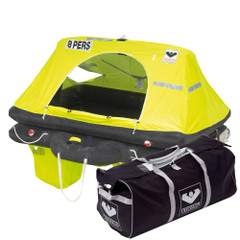 VIKING RescYou Liferaft 8 Person Valise Offshore Pack [L008U00741AM5]