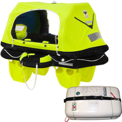 VIKING RescYou Pro Liferaft 6 Person Container Offshore Pack [L006US0241AMD]