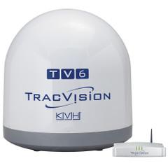 KVH TracVision TV6 - Linear & Sky Mexico w\/Auto Skew & GPS [01-0369-02]