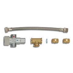 Quick Thermostatic Mixing Valve Kit f/Nautic Boiler B3 [FLKMT0000000A00]