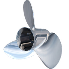"Turning Point Express Mach3 OS Left Hand Stainless Steel Propeller - OS-1621-L - 15.6"" x 21"" - 3-Blade [31512120]"