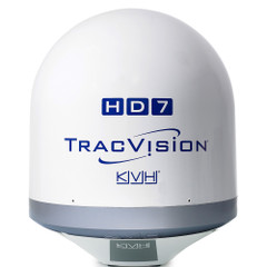KVH TracVision HD7 w/Tri-Americas LNB Tapered Base to Match V7-IP [01-0339-03]