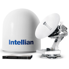 "Intellian V65 Ku-Band w\/65CM (23'6"") Reflector, X-pol and Co-pol, NJRC  8W Extended BUC & PLL LNB [VG-650-BJW]"
