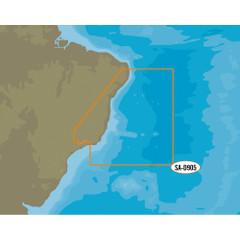 C-MAP 4D SA-D905 Recife to Rio De Janiero [SA-D905]