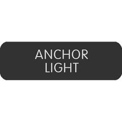 "Blue Sea Large Format Label - ""Anchor Light"" [8063-0035]"
