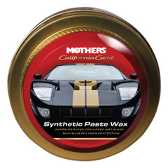 Mothers California Gold Synthetic Paste Wax - 11oz - *Case of 6* [05511CASE]