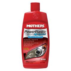 Mothers PowerPlastic 4Lights Plastic Polish -8oz - *Case of 6* [08808CASE]