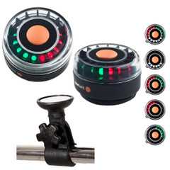 Navisafe Portable Navilight 2NM - TriColor w\/Clamp-On Rail Mount [305KIT]