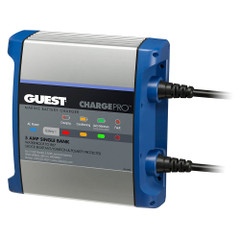 Guest On-Board Battery Charger 5A \/ 12V - 1 Bank - 120V Input [2708A]