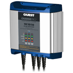 Guest On-Board Battery Charger 30A / 12V - 3 Bank - 120V Input [2731A]