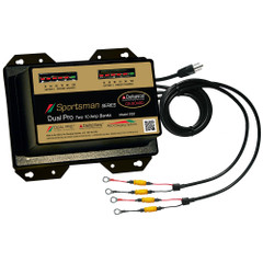 Dual Pro Sportsman Series Battery Charger - 20A - 2-10A-Banks - 12V\/24V [SS2]