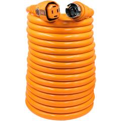 SmartPlug 50 Amp 50 Dual Configuration Cordset w\/Marina Park Power End [C50504]