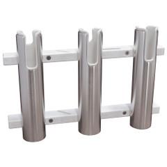 TACO Aluminum\/Poly 3-Rod Rack Holder [F31-3103BXZ-1]