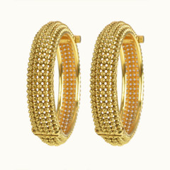 Gold Plated Set of Kada